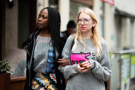 Streetsnaps: London Fashion Week September 2014 Part 2