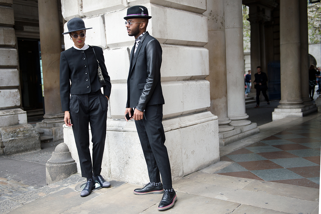 Streetsnaps London Fashion Week September 2014 Part 2