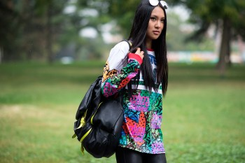 Streetsnaps: Milan Fashion Week September 2014 Part 2