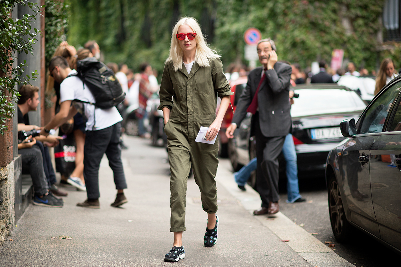 Streetsnaps Milan Fashion Week September 2014 Part 2