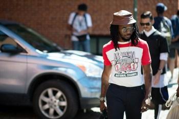 Streetsnaps: New York Fashion Week September 2014 Part 1