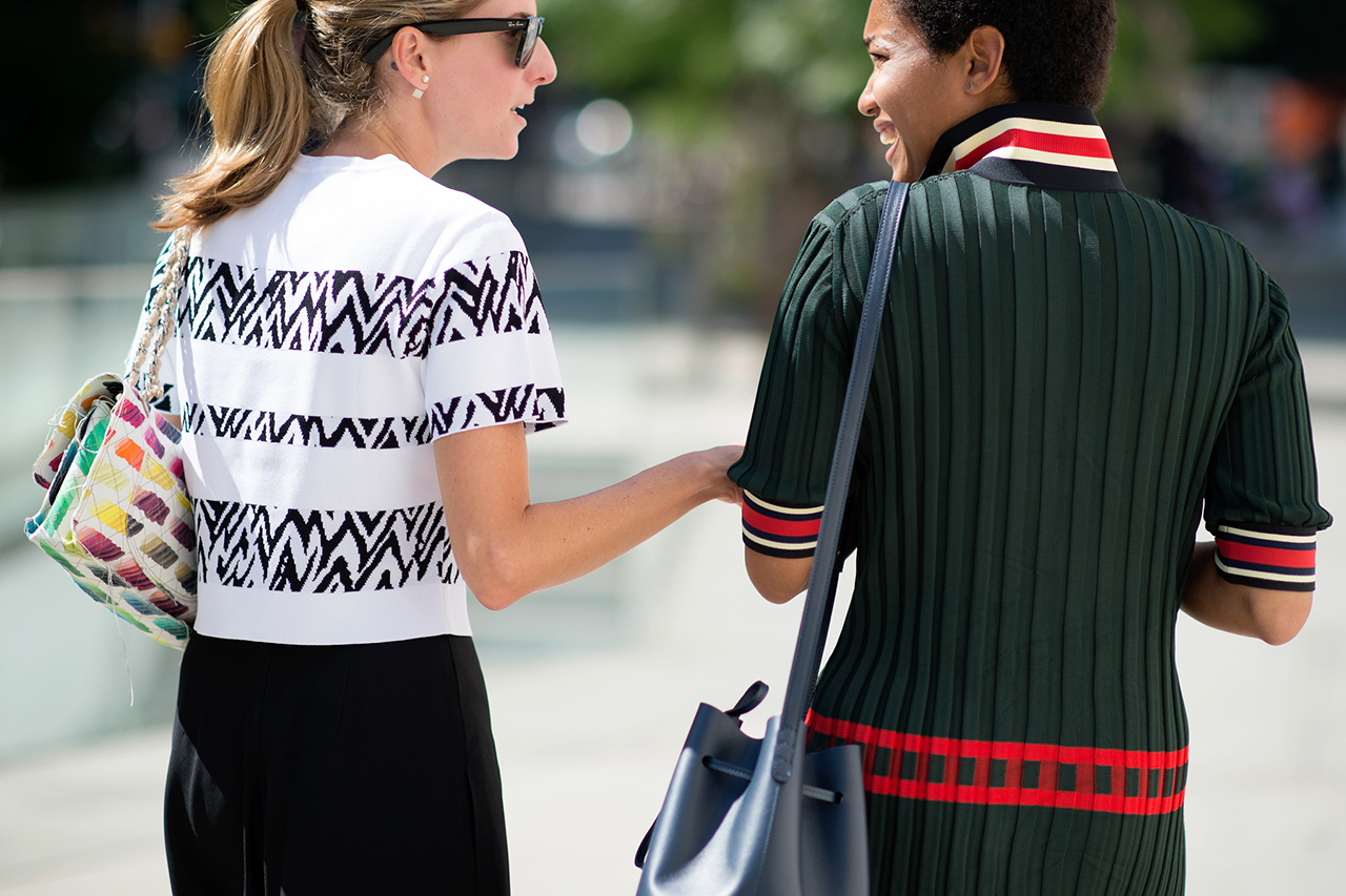 Streetsnaps New York Fashion Week September 2014 Part 1