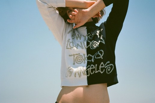 Stussy Women's 2014 Fall/Winter Collection
