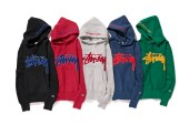 "Stussy x Champion Japan 2014 Fall/Winter ""Reverse Weave"" Collection"