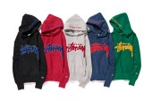 """Stussy x Champion Japan 2014 Fall/Winter """"Reverse Weave"""" Collection"""
