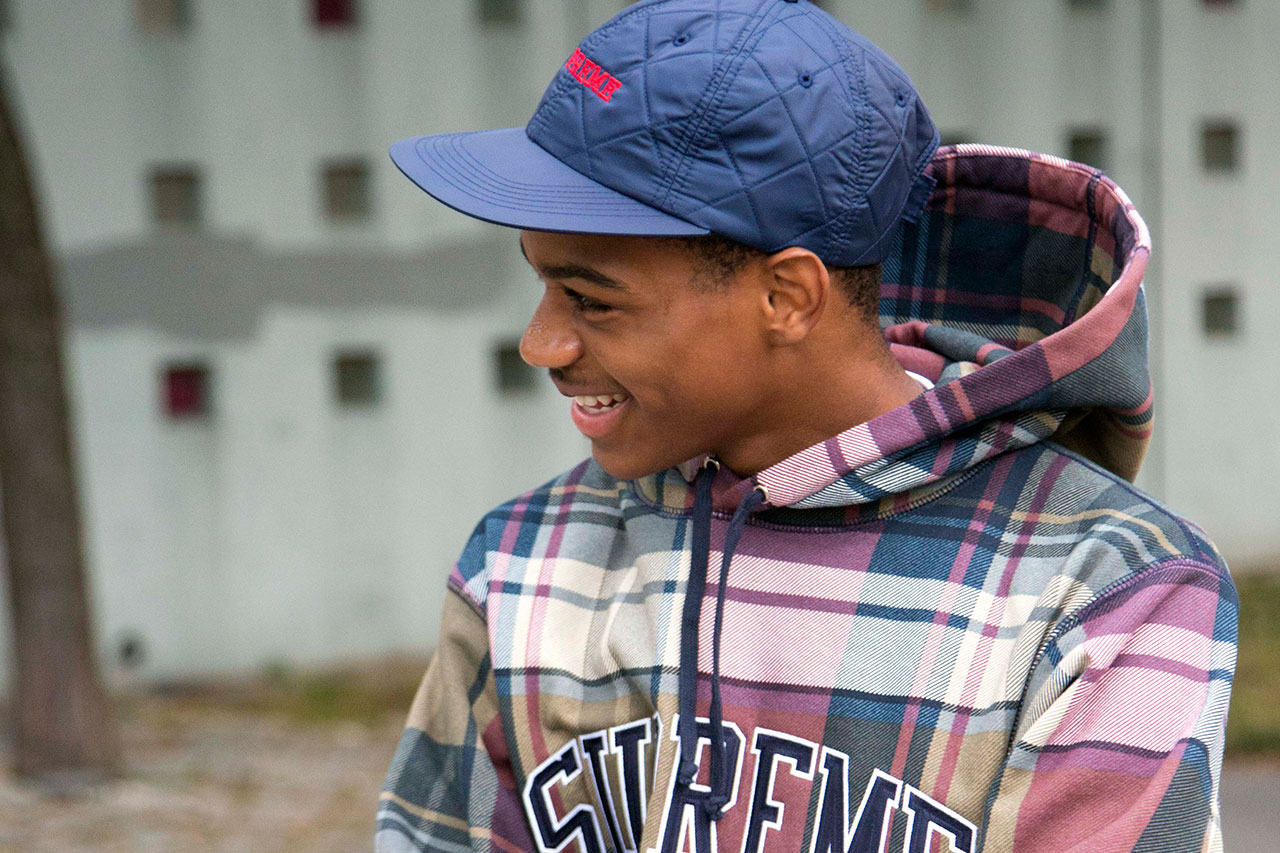 Supreme 2014 Fall/Winter Editorial by POPEYE Magazine