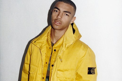 Supreme x Stone Island 2014 Capsule Collection