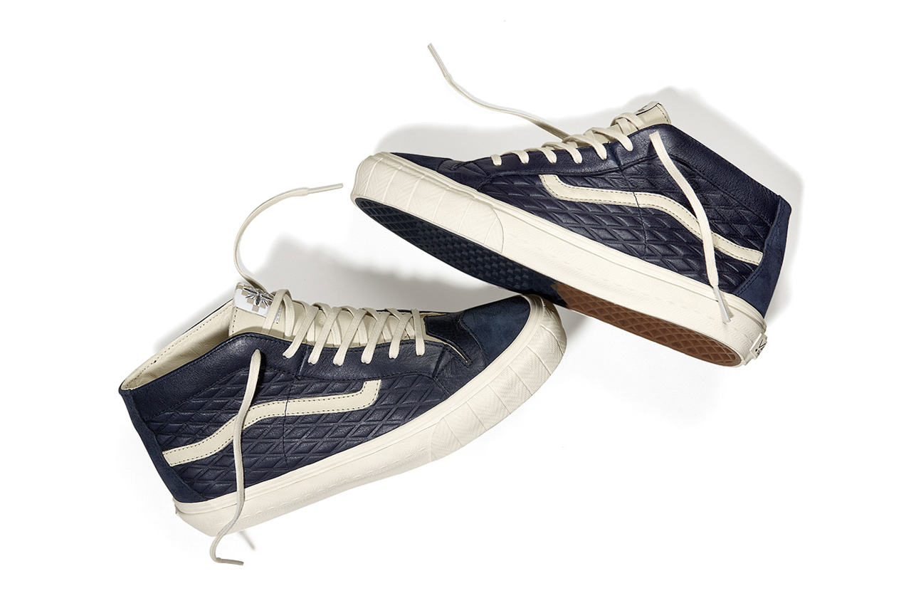 Taka Hayashi x Vault by Vans 2014 Holiday TH Sk8 Mid Skool LX