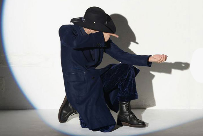 "TAKAHIROMIYASHITA TheSoloIst. 2014 Fall/Winter ""#0010 LIVE"" Lookbook"