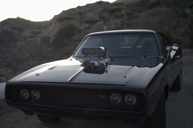 the AFICIONAUTO Takes a Look at the 1970 Dodge Charger Driven by Paul Walker