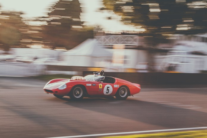The Goodwood Revival Brought Together Almost $250 Million USD Worth of Vintage Cars