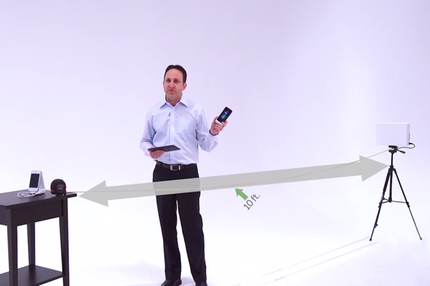 The Latest in Wireless Charging Comes Via WiFi