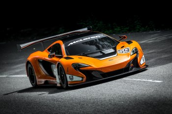 """The McLaren 650S GT3 Stars in """"The Chase"""""""