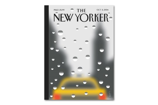 The New Yorker Launches First GIF-Based Cover