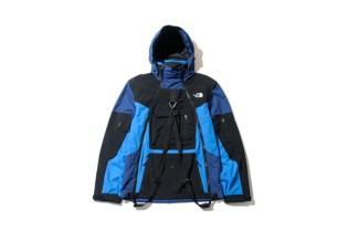 The North Face Steep Tech Transformer Jacket Features Both Backpack and Vest Functions