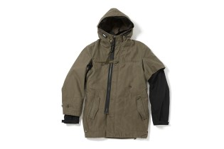 """the POOL aoyama 2014 Fall/Winter """"Olive"""" Collection"""