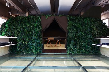 "the POOL aoyama ""OLIVE"" Concept Store"