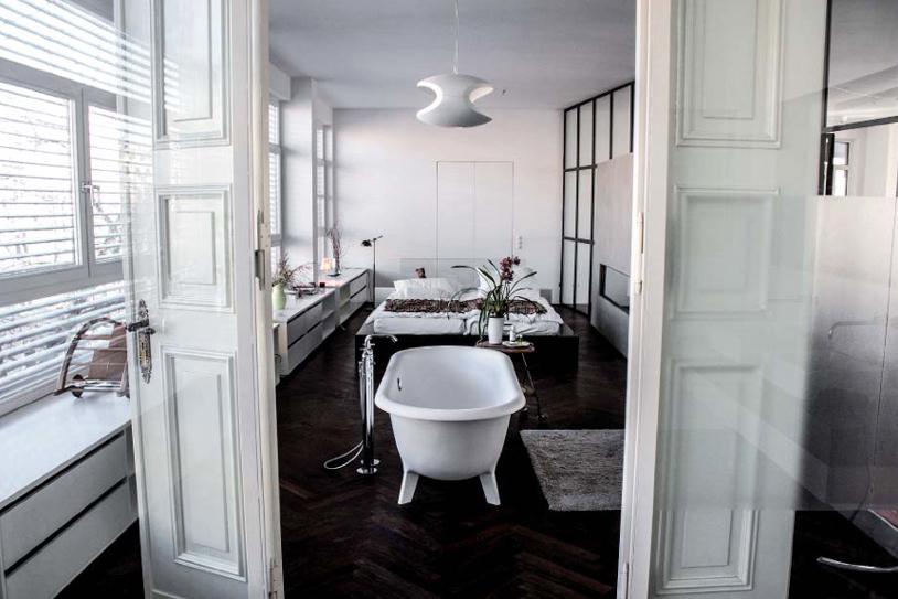The Studio Kippenberger Apartment in Berlin