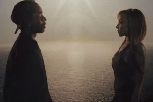 """Tinashe featuring A$AP Rocky """"Pretend"""" Music Video"""