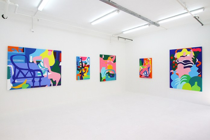 "Todd James ""Afternoon Delight"" Exhibition @ AISHONANZUKA"