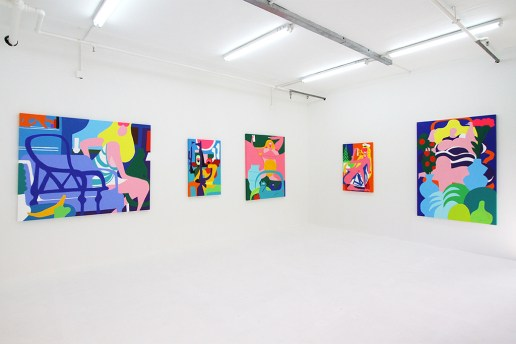 "Todd James ""Afternoon Delight"" Exhibition @ AISHONANZUKA"