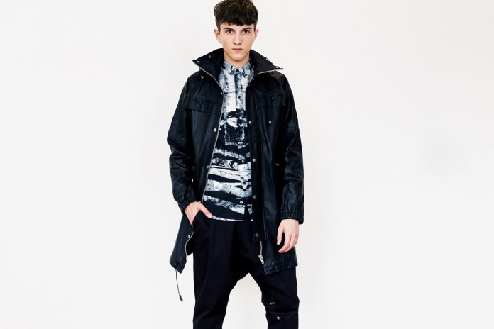 "Tourne de Transmission 2014 Fall/Winter ""Disorder"" Collection"
