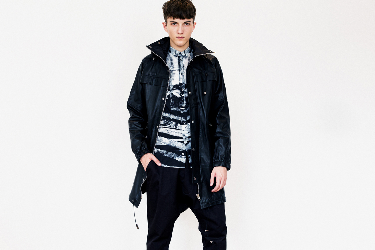 """Tourne de Transmission 2014 Fall/Winter """"Disorder"""" Collection"""