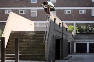 "Tyshawn Jones, Na-Kel Smith, & Miles Silvas Join adidas Skateboarding in ""New Stripes"" Video"
