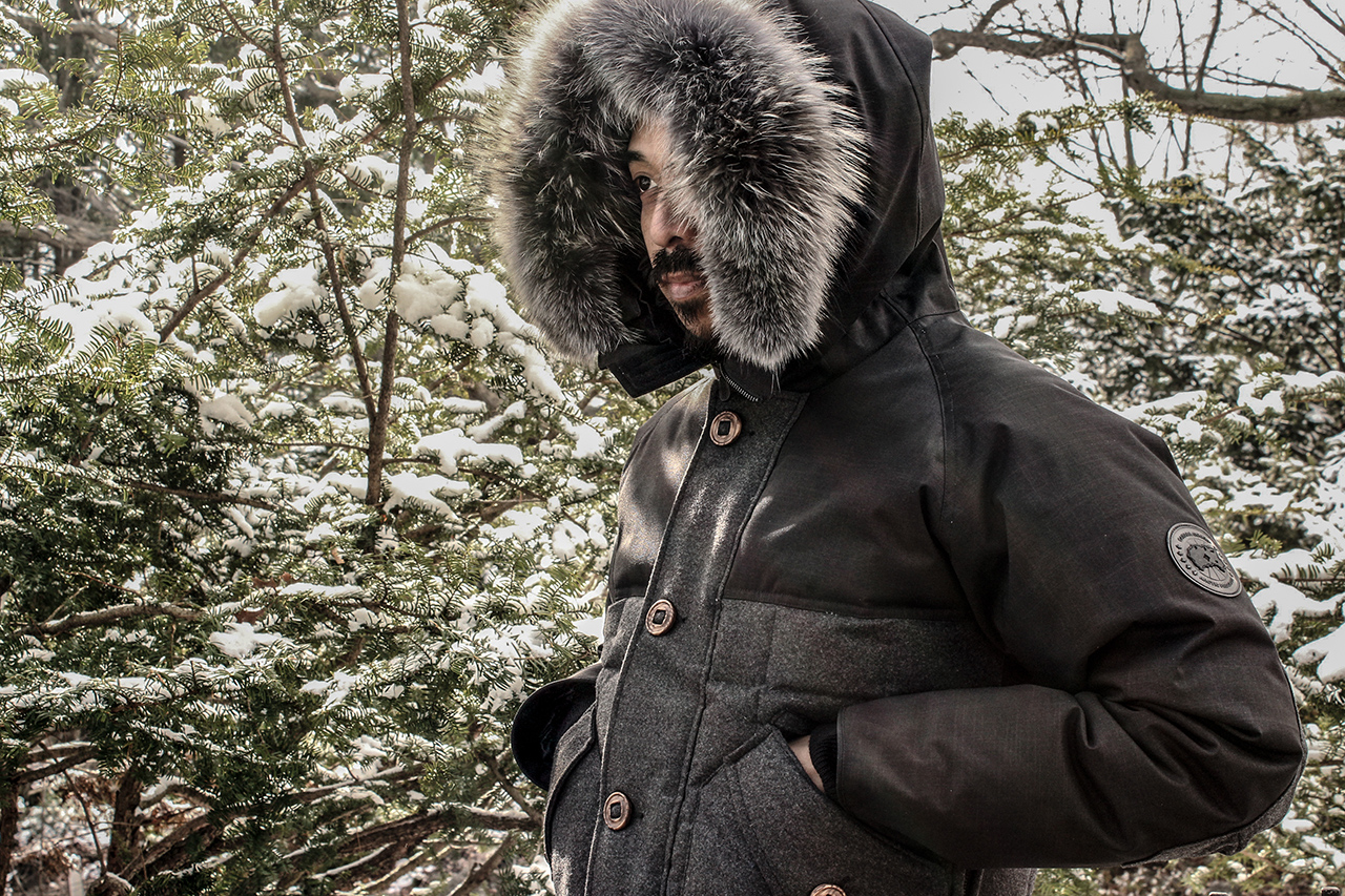 Uncle Otis x Canada Goose 2014 Fall/Winter the Otis Parka