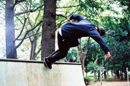 VAINL ARCHIVE x Diaspora skateboards 2014 Capsule Collection