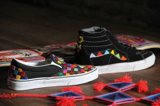 Vans Partners with Huichol Tribe to Create Limited Handcrafted Vault Capsule