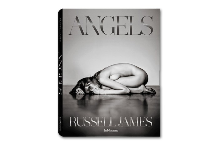 Victoria's Secret Angels Bare All in Russell James' New Book