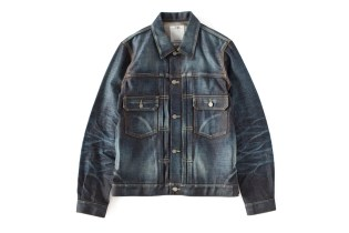 visvim 2014 Fall/Winter SS 101 JKT NON-WASHED