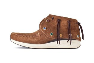 "visvim ""The FBT, A Retrospective of the Moccasin"" Exhibition @ F.I.L. Tokyo"
