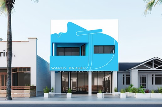 Warby Parker Opens First West Coast Store