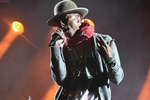 Watch Pharrell's Full Performance at Made in America