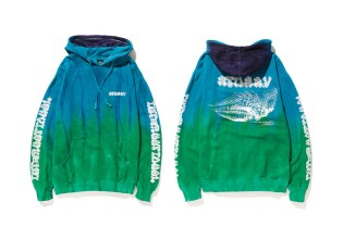 Wes Humpston x Stussy 2014 Fall Collection