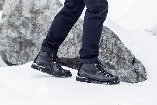 wings+horns x Danner 2014 Fall/Winter Mountain Light