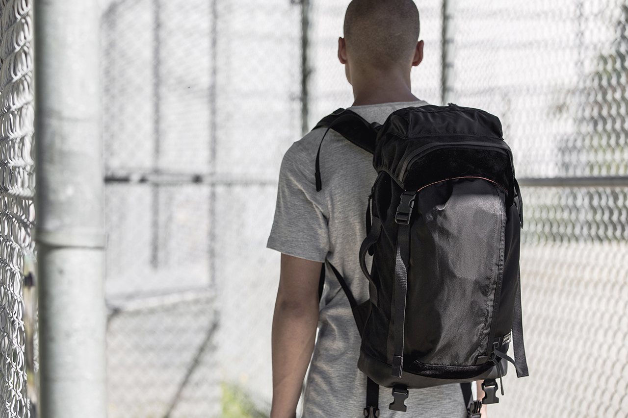 wings+horns x Porter 2014 Fall Collection