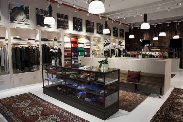 Woolrich NYC Store Opening