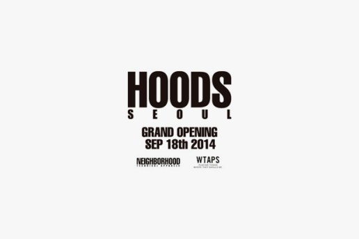 WTAPS & NEIGHBORHOOD Embark On Their Latest HOODS Store in Seoul