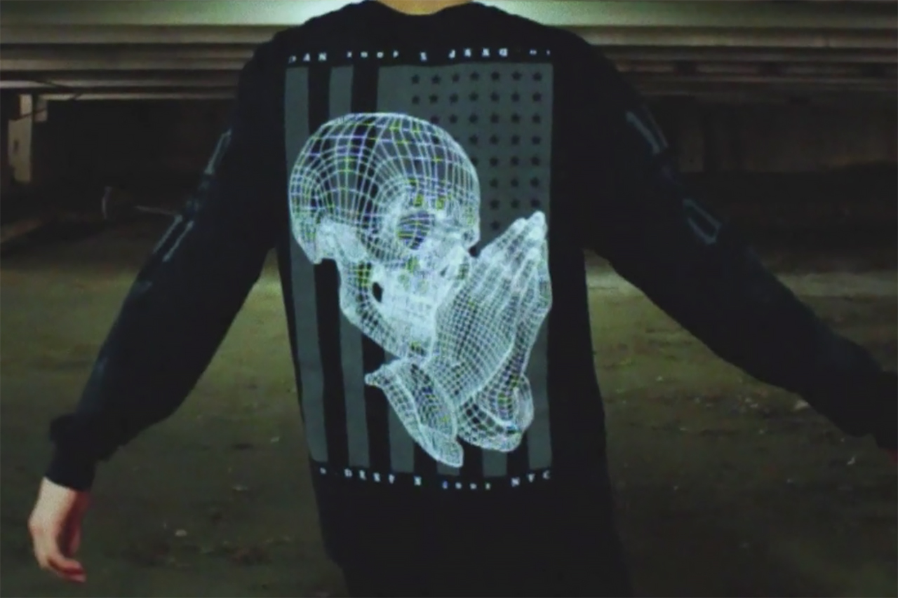 10.Deep x 40oz NYC 2014 Fall/Winter Lookbook Video