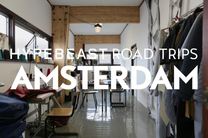 HYPEBEAST Road Trips Amsterdam: The ByBorre Atelier