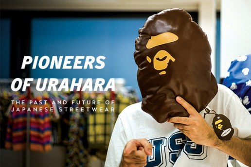 Pioneers of URAHARA: The Past and Future of Japanese Streetwear