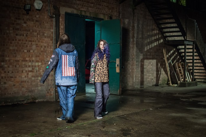 "55DSL x 686 Collaborative Jacket and ""Moshpit"" Short Film"