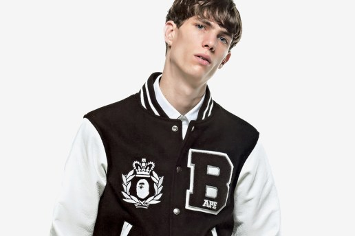 A Bathing Ape 2014 Fall/Winter Editorial by GRIND Magazine