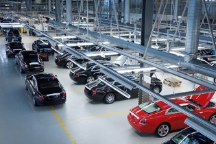 A Behind the Scenes Look at the Rolls-Royce Luxury Factory