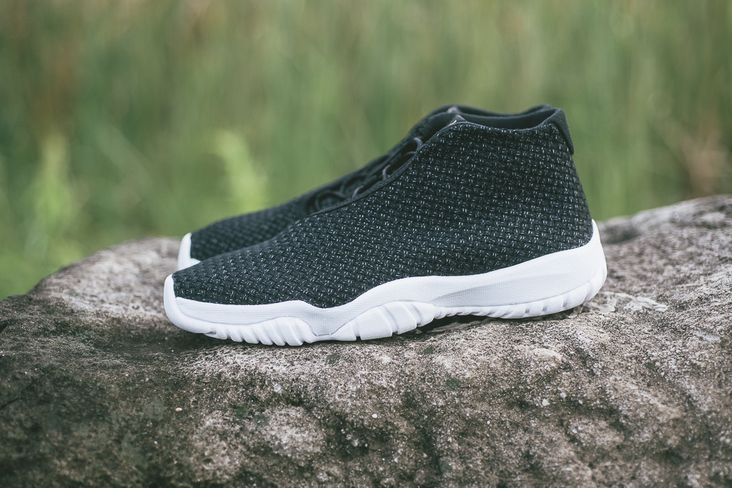 A Closer Look at the Air Jordan Future Black/White