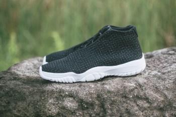 A Closer Look at the Air Jordan Future Black/White