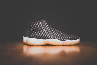 "A Closer Look at the Air Jordan Future Premium ""Dark Chocolate"""